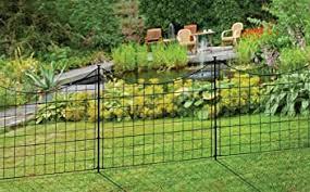 Amazon Com Garden Fence For Dogs