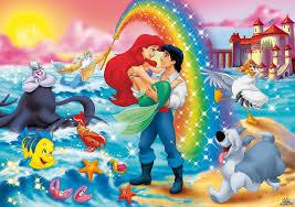 little mermaid wallpapers top free