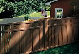 Bufftech Imperial Vinyl Fence Certagrain 1200 Avo Fence Supply