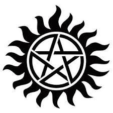 Supernatural Logo Vinyl Decal Sticker Car Laptop Phone Ebay