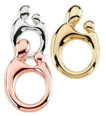 mother and child pendants in 14k gold 5129