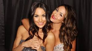the bella twins on ronda rousey wwe