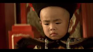 The Last Emperor scene - Puyi's beginnings - YouTube