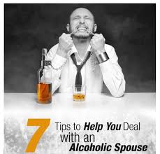 tips to help you deal with an alcoholic