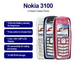 Gd Nokia 3100 Mini Característica ...