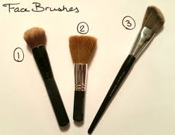 makeup brushes the spiff