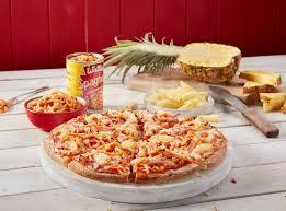 domino s is selling hawaiian pizza