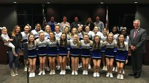 CMS cheerleaders headed to Nationals for first time - Shelby County  Reporter | Shelby County Reporter