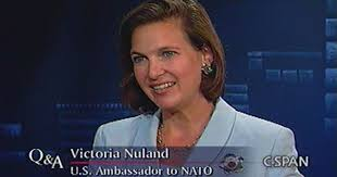Q&A with Victoria Nuland | C-SPAN.org