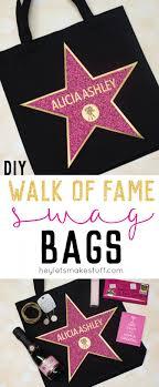 Hollywood Walk Of Fame Swag Bags Detalles Para Fiesta Fiesta