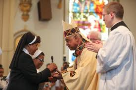 texts of rites for clergy ordinations