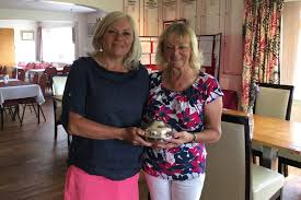 Ladies Hilda Williams Trophy & Cancer Spoon – Thurs 17th May 2018 ...