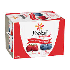 multipack strawberry blueberry