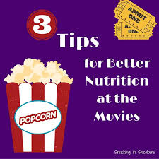 nutrition at the theater