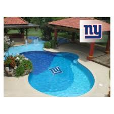 Nfl New York Giants Large Pool Decal Target