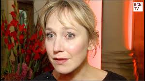 Hattie Morahan Interview Park Theatre Gala - YouTube