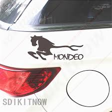 9x20cm Horse Sports Sticker Racing Windows Door Body Decal Car Styling For Ford Mondeo 3 4 5 Mk3 Mk4 Mk5 Accessories Car Stickers Aliexpress