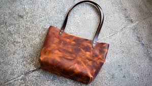 tandy leather you tote bag making