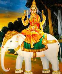 நவராத்திரி 3ம் நாள்: அம்பிகை இந்திராணி!