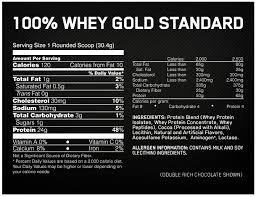 whey gold standard 5 lbs cookies and cream