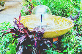 fountain pump and solar pond pump