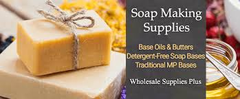 soap making supplies whole