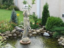 home garden water fountains pool