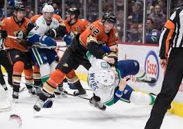 Adam Henrique scores twice, Ducks beat Canucks 5-1   Times Colonist