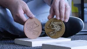 laser engraving leather debossing