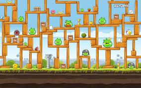 construction - angry birds fondo de pantalla (28211592) - fanpop