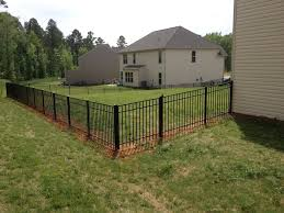 Aluminum Fencing By B M Fencing With Images Aluminum Fencing Aluminum Fence Outdoor Decor