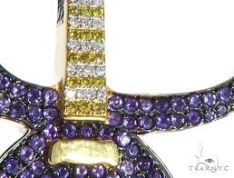custom made prince guitar pendant 63456