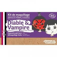 namaki organic children s makeup kit