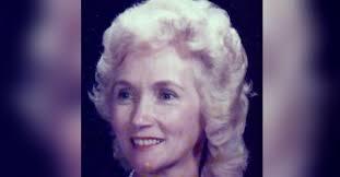 Mrs. Myra June Weldon Obituary - Visitation & Funeral Information