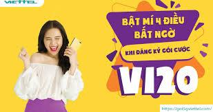 Cách đăng ký gói cước V120 Viettel Nhận 60GB + Free gọi nội mạng