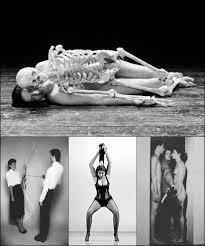 Marina Abramović. Performance art, testing the limits