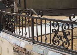 westminster iron fencing entry