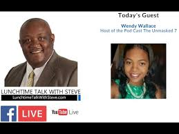 Wendy Wallace - Host of the The Unmasked 7 Podcast - YouTube