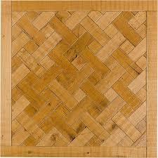 fonnebleau reclaimed wood parquet