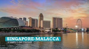 Singapore-Malacca Trip: A Sample 5-Day Itinerary (How We Did It ...