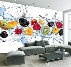 Custom Wall Painting Fresh Fruit Photo Wallpaper Restaurant Living Room Kitchen Background Wall Mural Non Woven Wallpaper Modern Good Hd Wallpaper Good Wallpaper Hd From Tongxunbei66 17 61 Dhgate Com