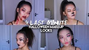 4 last minute makeup ideas