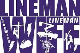 Lineman Wife Life Electrician Power Worker Car Truck Window Vinyl Decal Sticker Ebay
