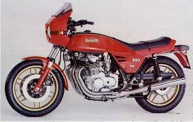 benelli 900 sei 1978