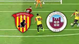 Benevento vs Cittadella