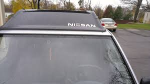 Roof Rack Nissan Decal Issue Nissan Xterra Forum