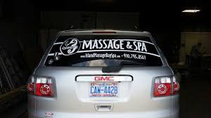 Vehicle Graphics Southern Sign Company