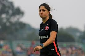 Cannuli named Female Coach of the Year at Female Football Awards | Western  Sydney Wanderers FC