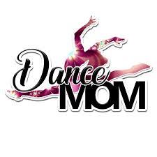 Dance Mom Color Vinyl Sports Car Laptop Sticker 6