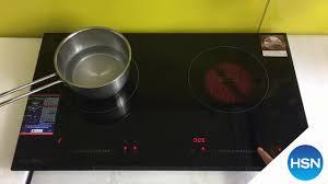 Mua Bếp điện từ EuroSun EU-TE226 Plus - Tặng Ngay: Máy hút mùi ...
